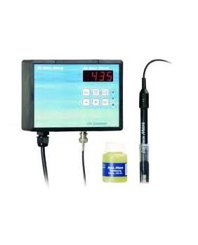 Mv Computer con electrodo y liquido de calibracion