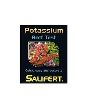 Test de Potasio Salifert