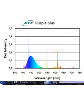 T5 ATI 24w Purple Plus