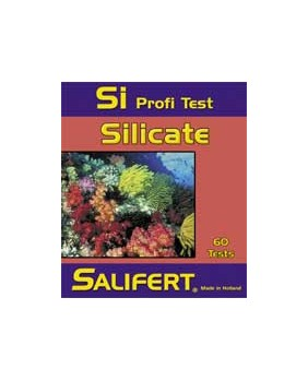 Test de Silicatos Salifert