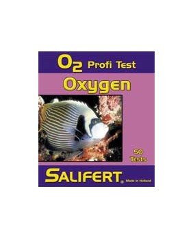Test de Oxígeno Salifert