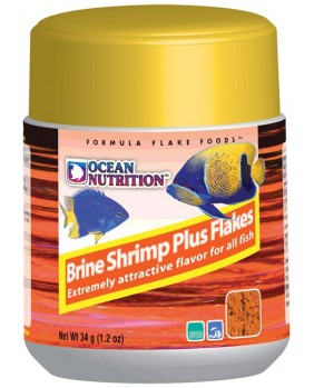 Brine Shrimp Plus Flakes 34 gr.