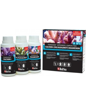 Reef Foundation A+B+C 250 ml