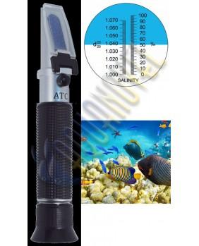 Refractometro Aqua Ocean