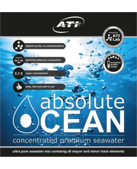 Absolute Ocean (2 X 10,2L).