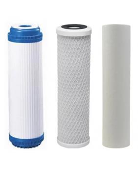 """Kit filtros de osmosis de 10"""""""