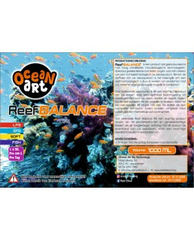 Ocean ART, Reef Balance...