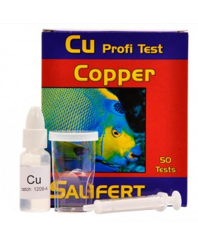 Test de Cobre Salifert (CU)