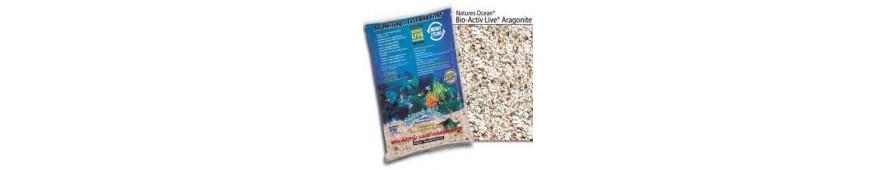 Aquanovel Arenas y Substratos